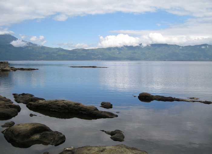 Destinasi wisata danau kerinci