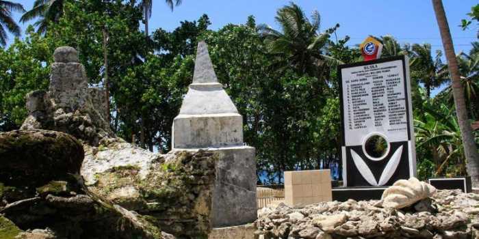 Objek wisata di Kepulauan Talaud