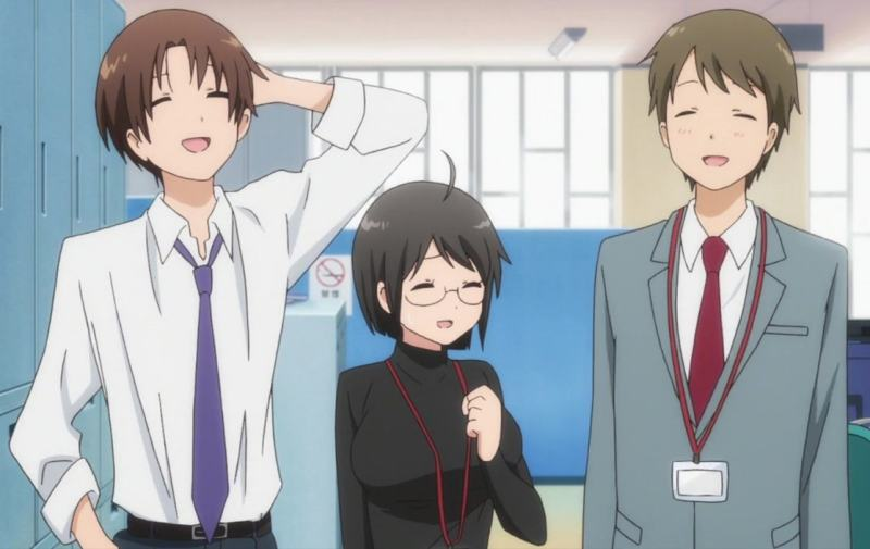 anime slice of life terbaik, daftar anime slice of life