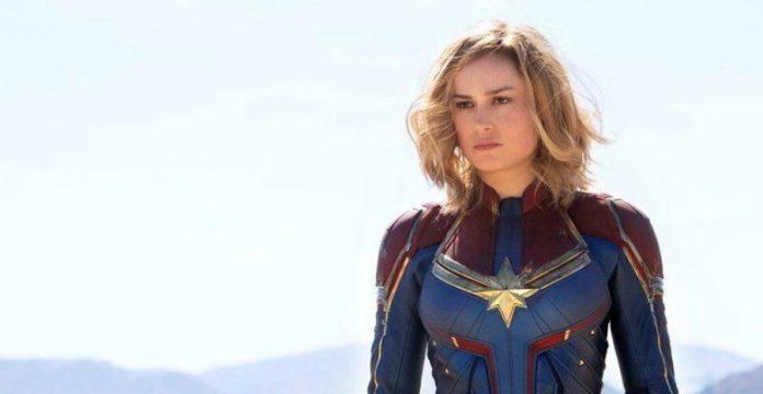 sinopsis captain marvel, cerita captain marvel, asal usul captain marvel