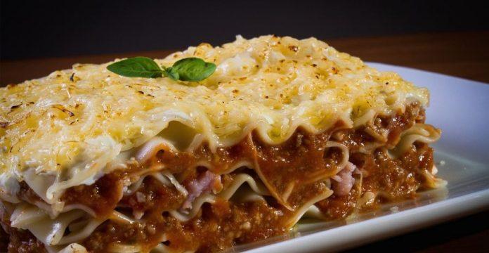 resep lasagna, resep lasagna panggang, resep lasagna kukus, cara membuat lasagna