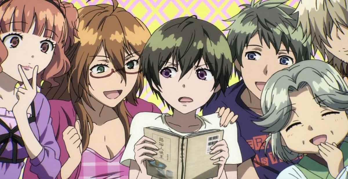 30 Anime Slice Of Life Terbaik Dengan Cerita Sangat Realistis