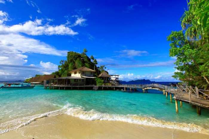 Destinasi wisata Nabire terbaik