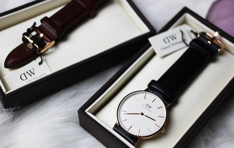 review daniel wellington classic sheffield, jam tangan, jam pria