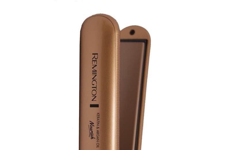 review catokan remington, remington keratin argan oil nourish straightener