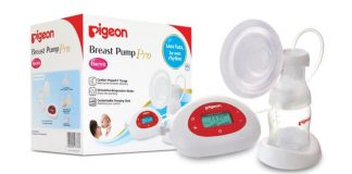review pigeon breast pump, kelebihan pigeon breast pump, kekurangan pigeon breast pump