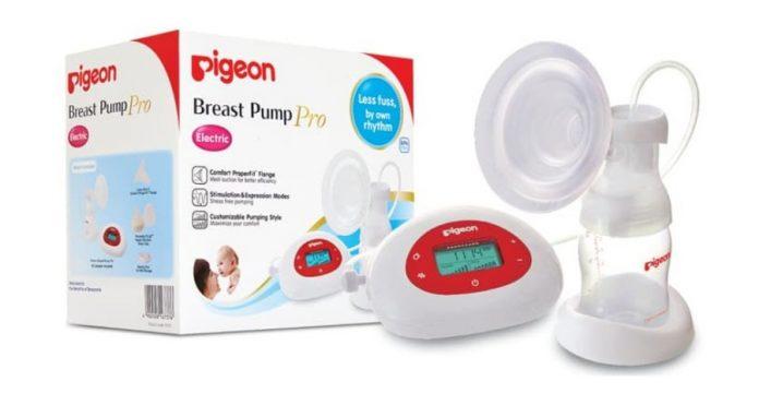 review pigeon breast pump, kelebihan pigeon breast pump, kekurangan pigeon breast pump