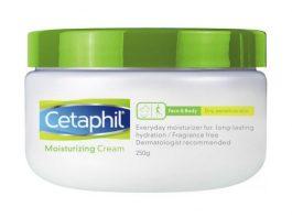review cetaphil moisturizing cream, kelebihan cetaphil moisturizing cream, keunggulan cetaphil moisturizing cream