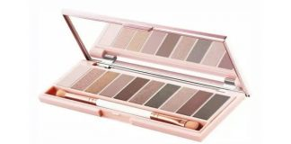 review wardah instaperfect, wardah instaperfect spotlight, wardah instaperfect spotlight chromatic eye palette