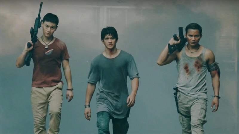 sinopsis triple threat, cerita film triple threat, alur film triple treat, plot film triple threat