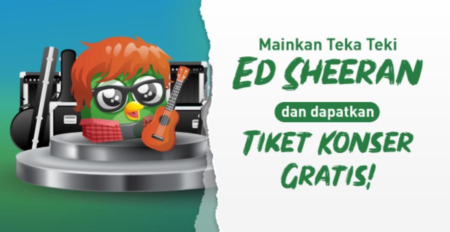 Lebih Dekat Dengan Ed Sheeran Ikuti Kuis Trivia Dari