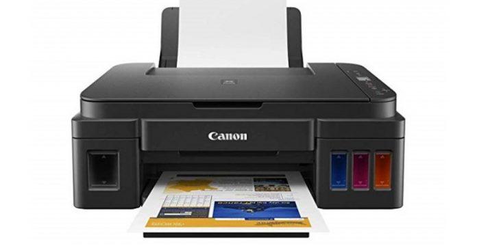 review printer canon, review printer canon pixma g2010, kelebihan dan kekurangan canon pixma g2010