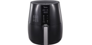 review air fryer midea, review midea mf cn20a air fryer, kelebihan dan kekurangan air fryer midea mf cn20a