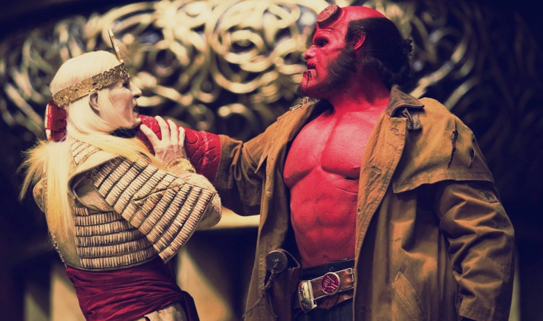 sinopsis film hellboy, jalan cerita film hellboy, asal usul film hellboy