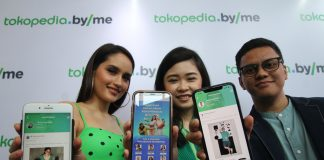 Tokopedia Hadirkan Fitur Berbagi Rekomendasi Produk Favorit, Tokopedia ByMe, Pertama di Indonesia
