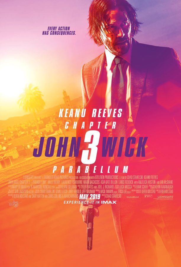 sinopsis john wick 3, jalan cerita film john wick 3, plot john wick chapter 3 parabellum