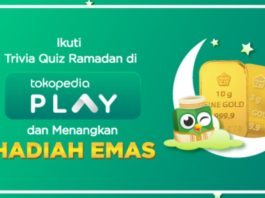 trivia quiz ramadan - tokopedia play
