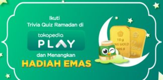 trivia quiz ramadan - tokopedia play