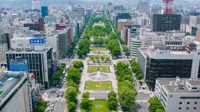 Destinasi Wisata Sapporo Hokkaido