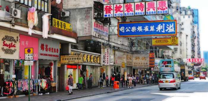 10 Destinasi Surga Belanja di Hong Kong Terbaik
