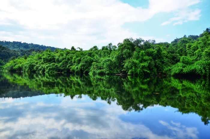 Destinasi wisata di Kamboja