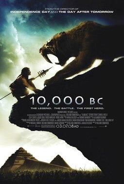 film kolosal terbaik 10,000BC