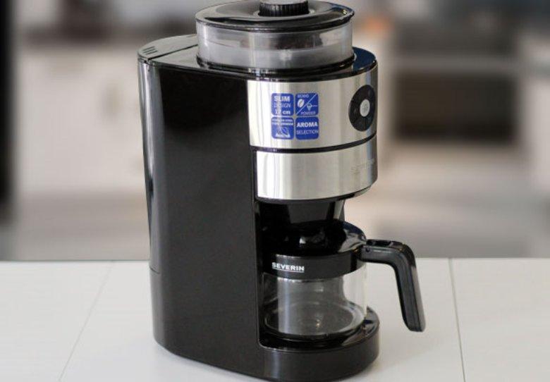 review coffee maker severin ka 4811