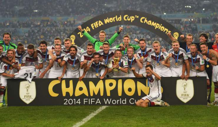 21 Daftar Negara Juara Piala Dunia Lengkap dari Masa ke ...
