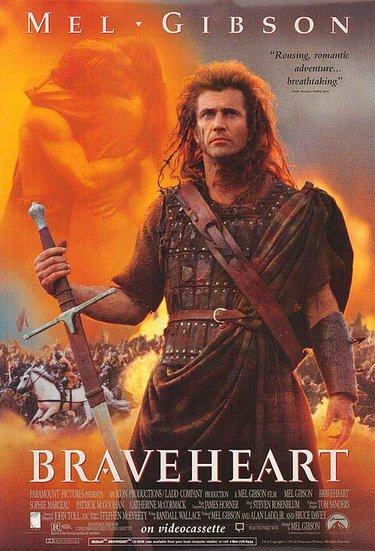 film kolosal perang terbaik braveheart