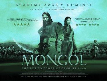 film perang kolosal terbaik genghis khan