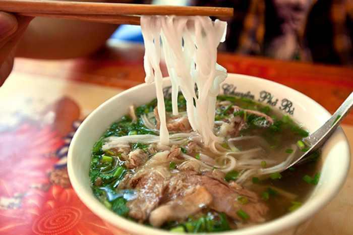 Makanan Khas Vietnam Pho