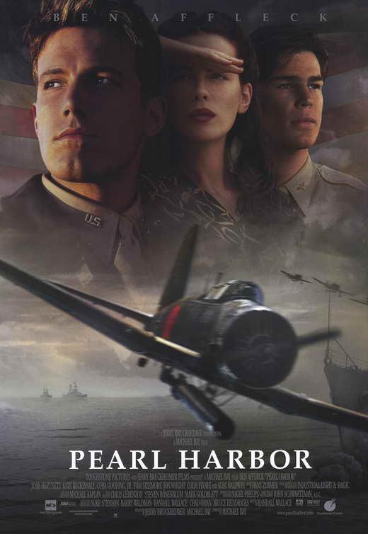 film kolosal terbaik pearl harbor