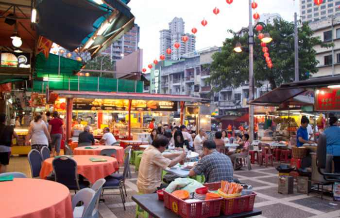 7 Tempat Wisata Kuliner Kuala Lumpur Paling Populer