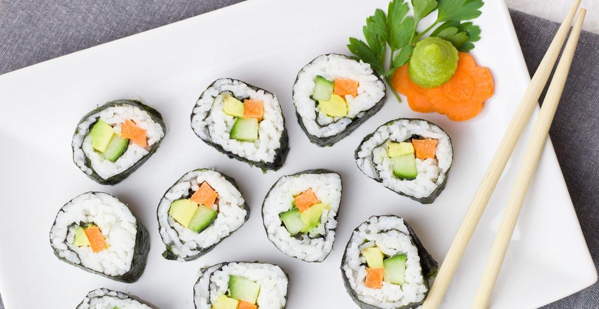 Sushi Paling Murah Di Jakarta Rp 4 Ribu Rp 50 Ribu Tokopedia Blog