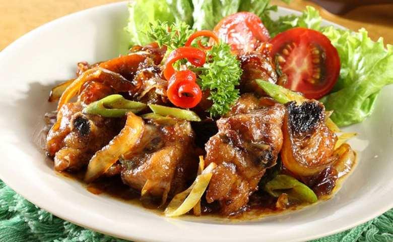 3. Resep Ayam Goreng Mentega Renyah