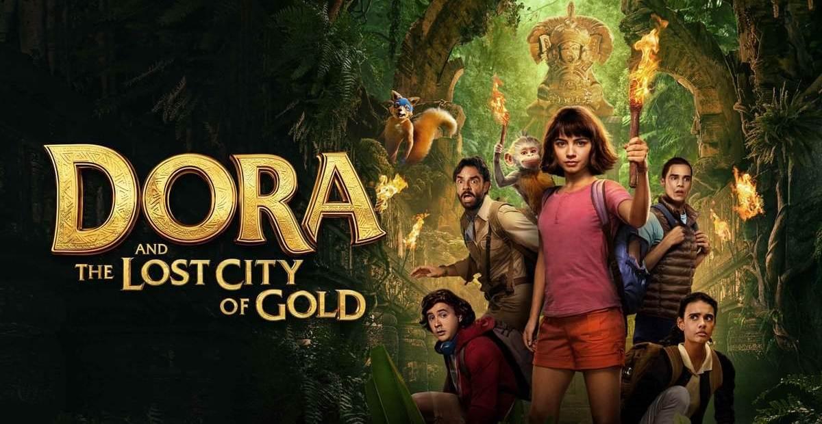 Hasil gambar untuk sinopsis dora and the lost city of gold