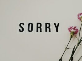 kata kata minta maaf