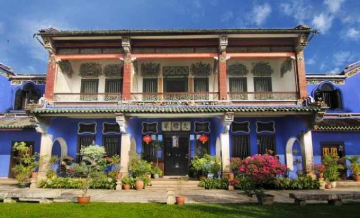 Destinasi tempat wisata di Penang