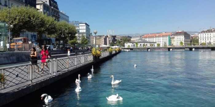 Destinasi tempat wisata di Swiss