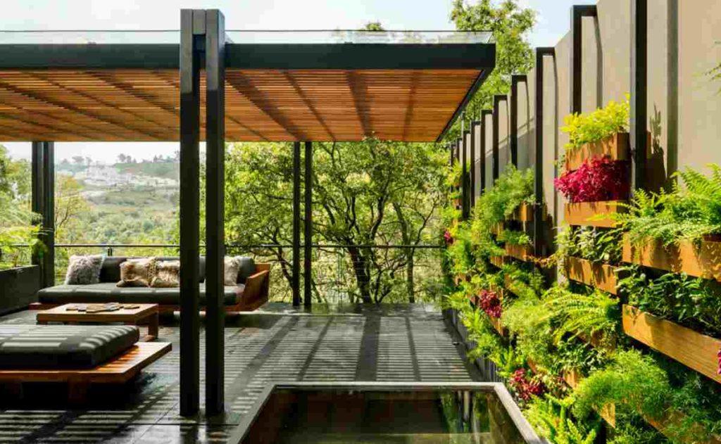 teras rumah sederhana, desain teras rumah