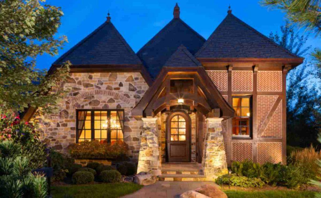 bentuk atap rumah minimalis