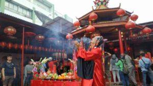 Destinasi wisata Chinatown Jakarta
