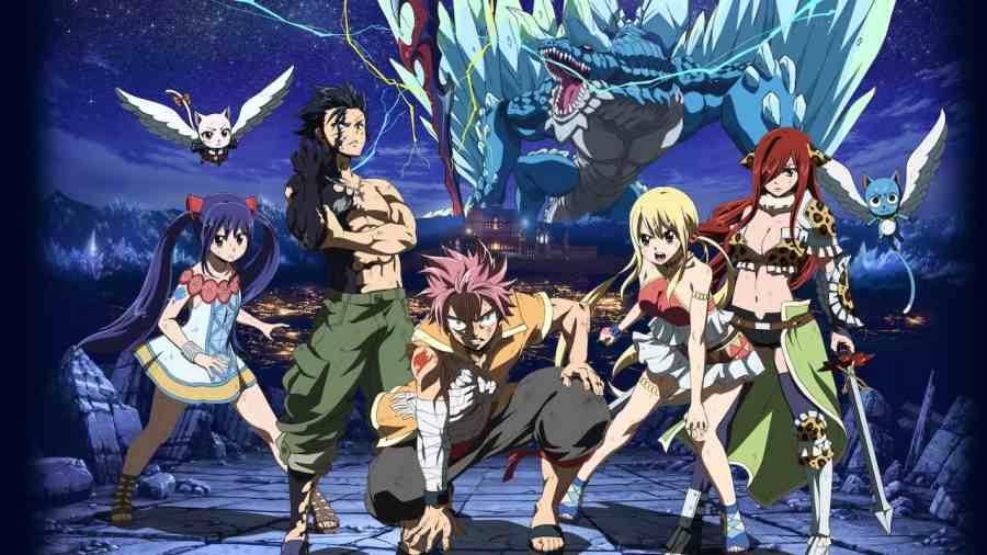40 Koleksi Gambar Anime Action Keren Terbaik