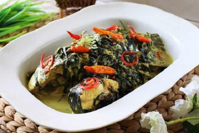 Makanan Tradisional Khas Dayak