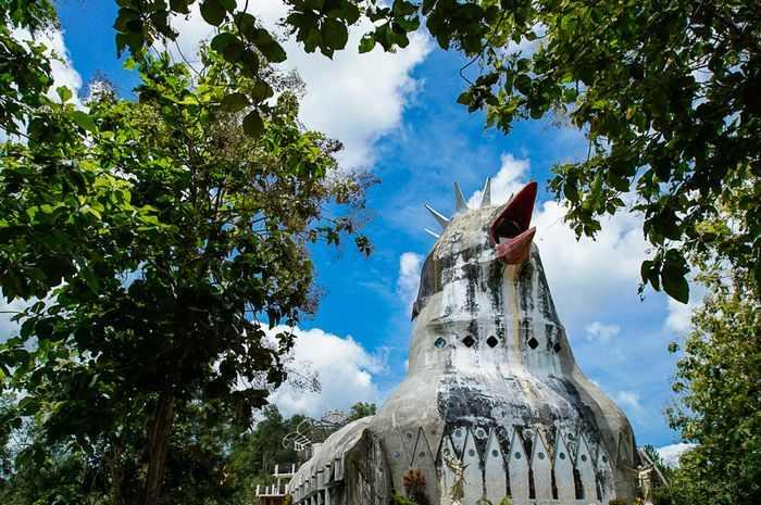 Destinasi tempat wisata Magelang