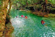 Destinasi tempat wisata di Pangandaran