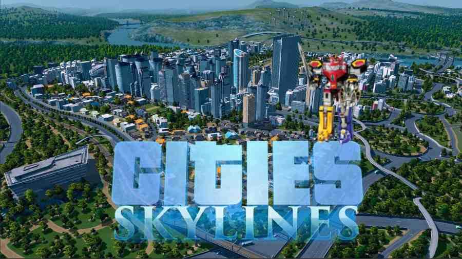 game simulator pc terbaik - cities skylines