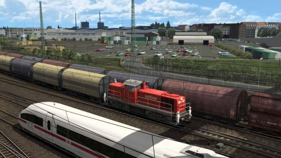 game simulator pc terbaik - train simulator