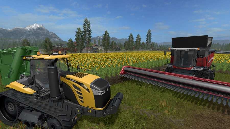 game simulator pc terbaik - farming simulator