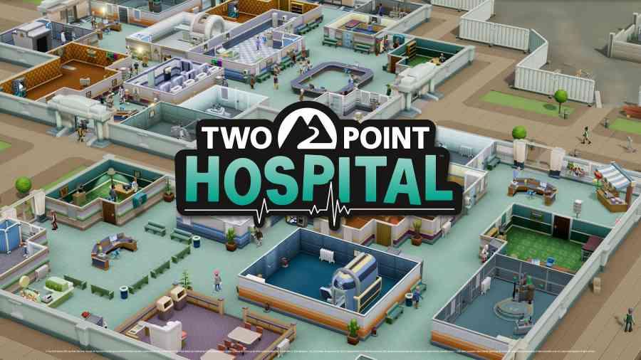 game simulator pc terbaik - two point hospital